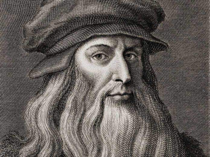 Leonardo da Vinci left Mona Lisa's painting incomplete