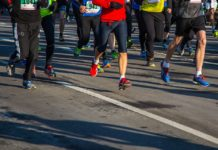 Training for a marathon can reverse ageing