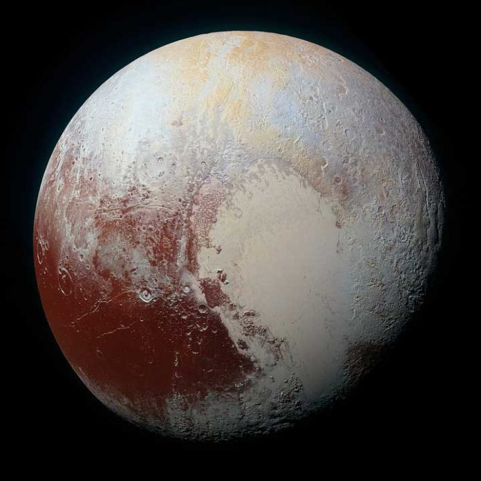 Pluto's atmosphere could disappear soon