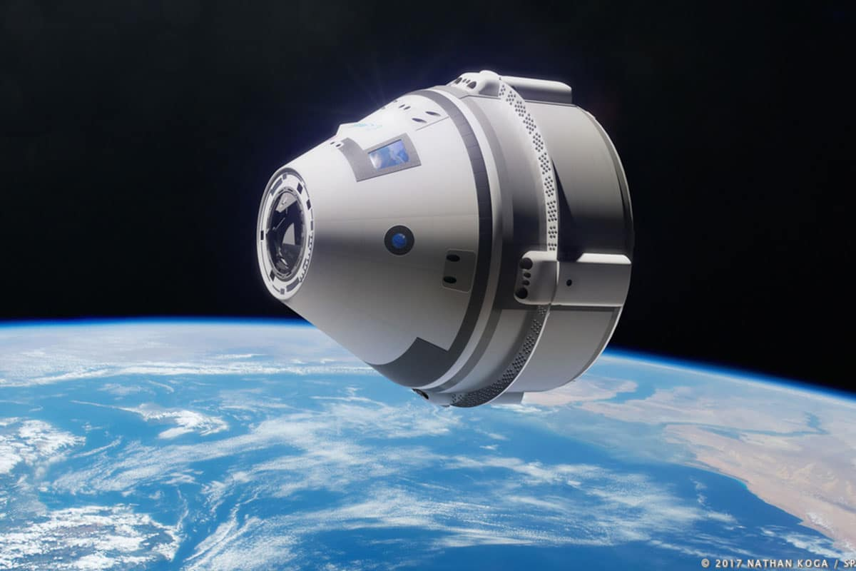 Boeing successfully tested CST-100 Starliner's entire propulsion system -  Tech Explorist