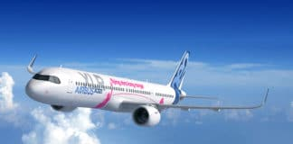 Airbus launches longest range single-aisle airliner: the A321XLR/ Image: Airbus