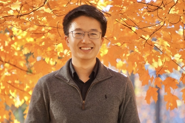 Yunzhu Li is a PhD student at the MIT Computer Science and Artificial Intelligence Laboratory (CSAIL)./ Image: MIT