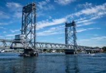 "The ""living"" bridge./ Image: Scott Ripley/UNH"