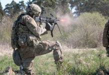 U.S. Army's next rifle could have facial-recognition technology