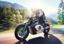 BMW Motorrad Vision DC Roadster./ Image: BMW Motorrad