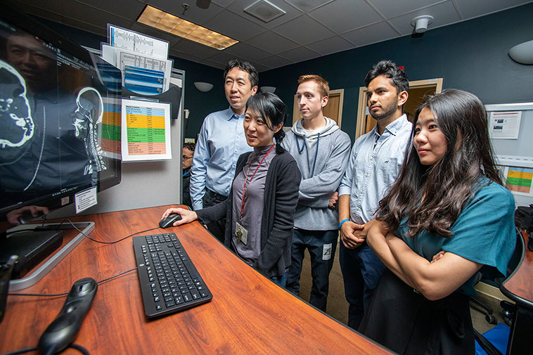 Stanford researchers develop artificial intelligence tool to help detect brain aneurysms