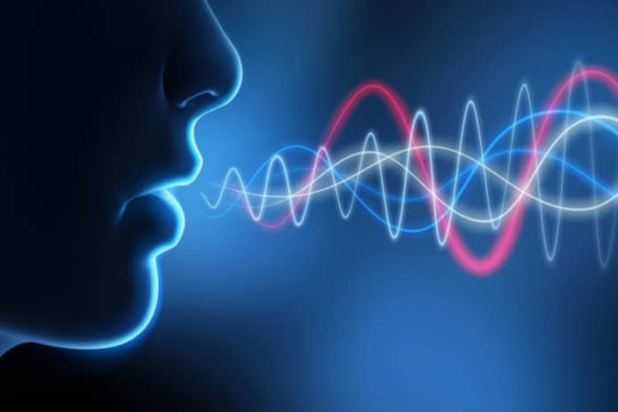 Voice recognition technology