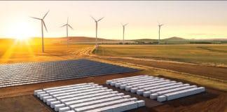 Megapack: Tesla's new massive energy storage system. Image Credit: Tesla