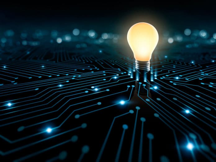 Stanford researchers are developing a nanoscale photon diode that could contribute to technologies that run on light rather than electricity. (Image credit: Getty Images)