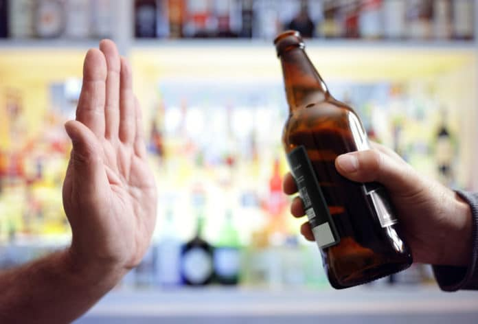 Quitting alcohol may improve mental well-being, health-related quality of life