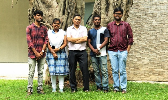 The research team at IMSc, Chennai