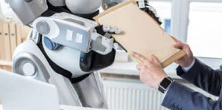 Robots are expected to take over a lot of work in the near future. Image: istockphoto.com / YakobchukOlena