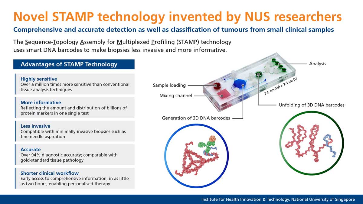 Making biopsies less invasive and more informative