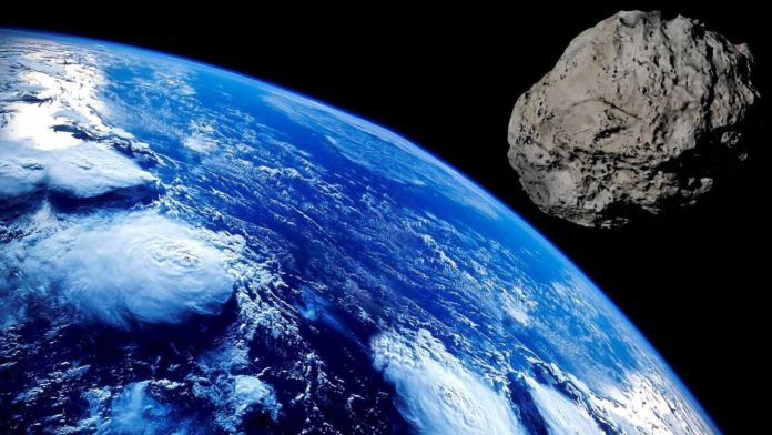 An 82-Foot Asteroid will swing by Earth tomorrow morning