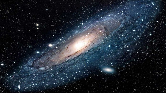 Our galaxy is on collision course with nearby Andromeda galaxy