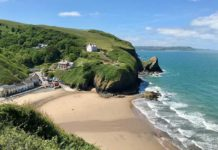 Living close to the sea could support better mental health