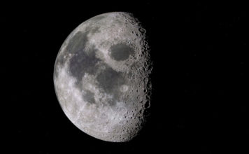 NASA releases 3D map of the moon