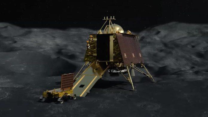 Chandrayaan-2 Vikram lander