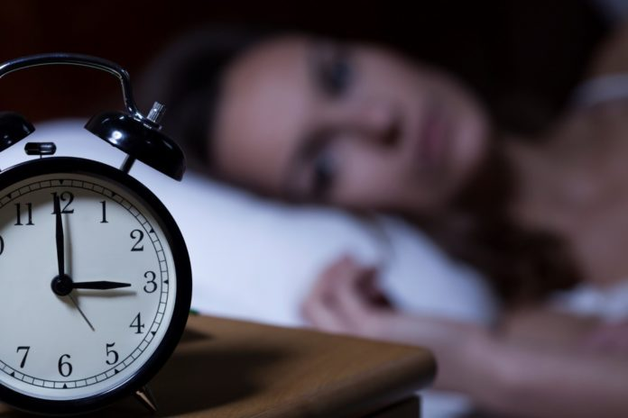 More Americans struggle to fall asleep