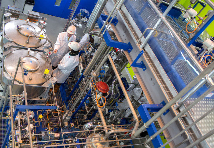 Imperial's carbon capture pilot plant demonstrates technology for removing carbon from fossil fuel emissions