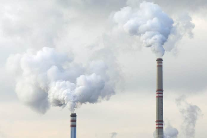 Capturing carbon dioxide with a sustainable new material