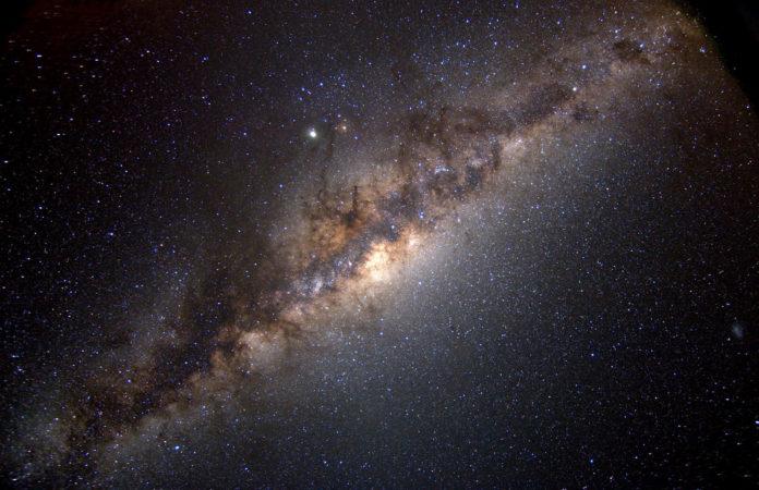 The Milky Way at 5000 Meters Credit & Copyright: Serge Brunier