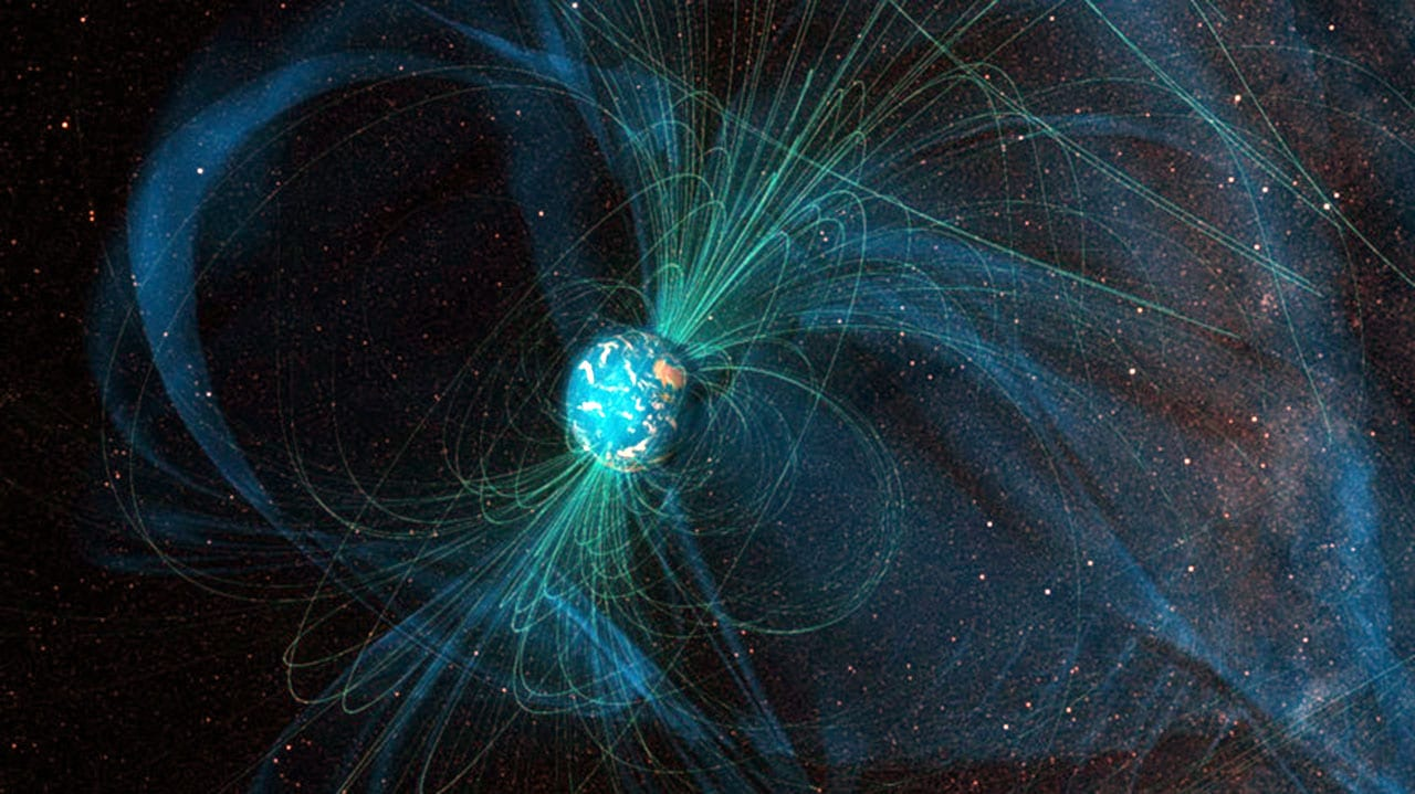 Early magnetic field around Earth was even stronger than previously believed - Tech Explorist