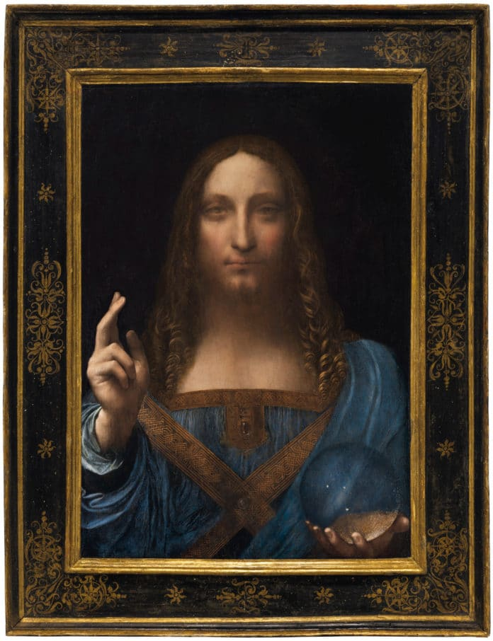 Mystery in the world's most expensive painting has been solved