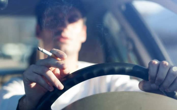 Smoking ban in cars have lasting impacts on a child's health