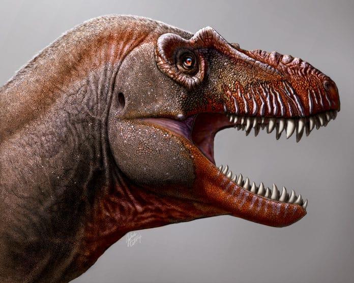 Thanatotheristes Credit: Julius Csotonyi