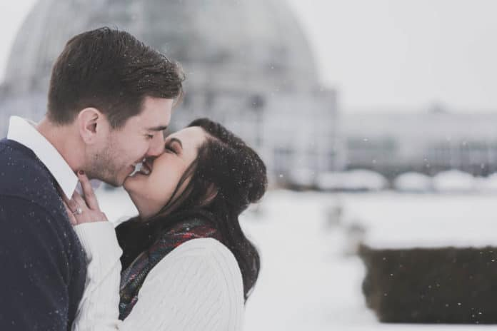Study found the association between income inequality and French kissing