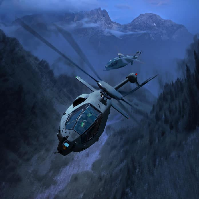 Boeing's Future Attack Reconnaissance Aircraft (FARA) design.