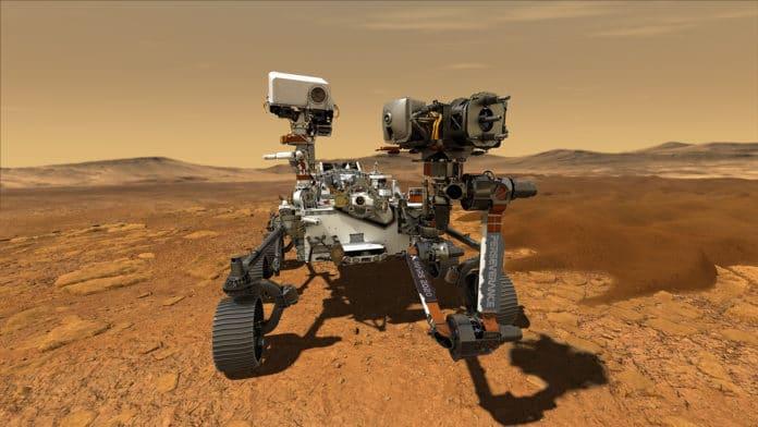 NASA's next Mars rover has a new name – Perseverance.