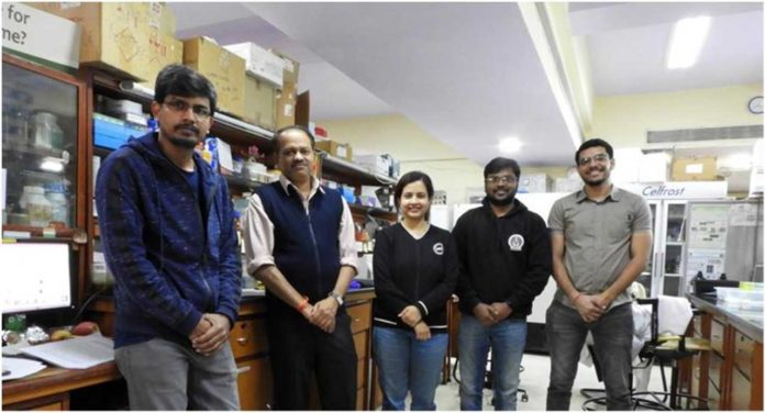 Research team from the Department of Biotechnology's institute, NIPGR, New Delhi