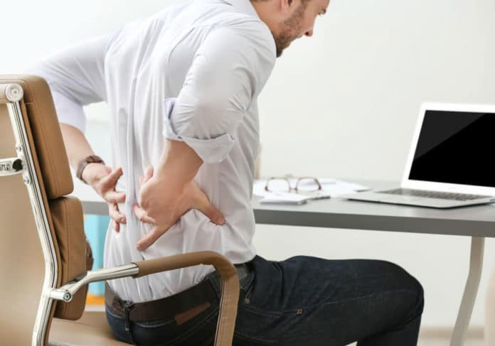 The cause of back pain can be linked to humanity's evolutionary past