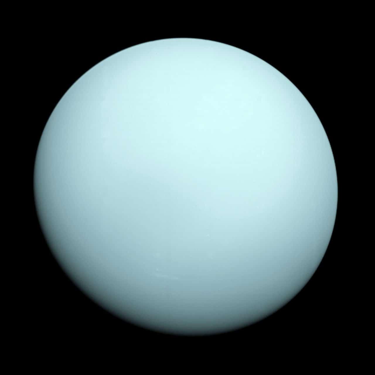 According to NASA: Uranus is leaking gas