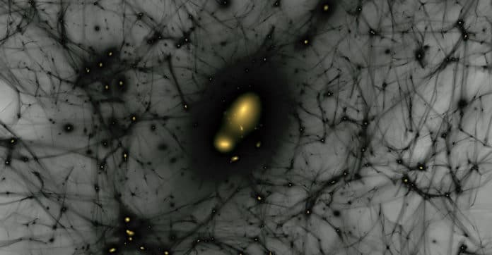 Milky Way may have 100 faint satellite galaxies