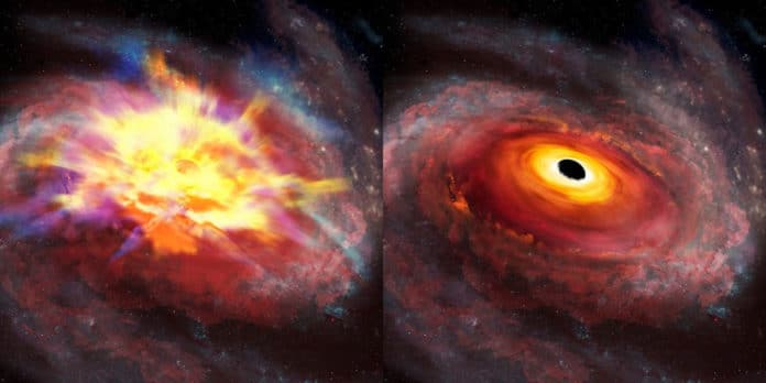 quasar SDSS J135246.37+423923.5