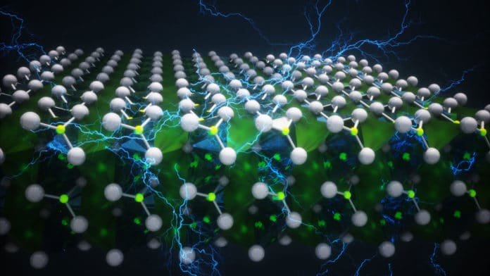 Ferroelectricity at the atomic scale