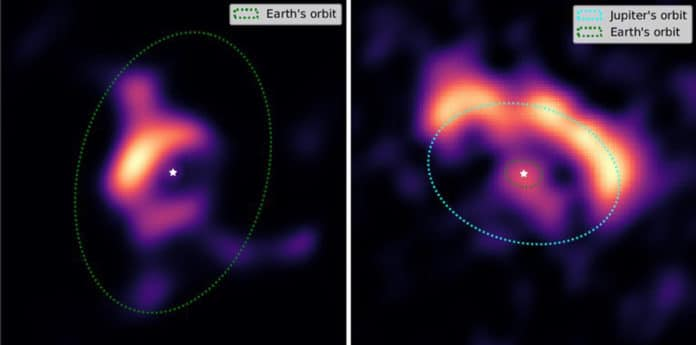 Whoa! Astronomers captured eyecatching images of planet-forming disks around stars