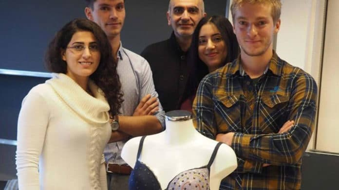 SmartBra to detect cancer at the earliest stages