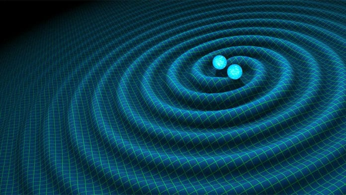 Gravitational-wave model could yield fresh insights into the structure of neutron stars