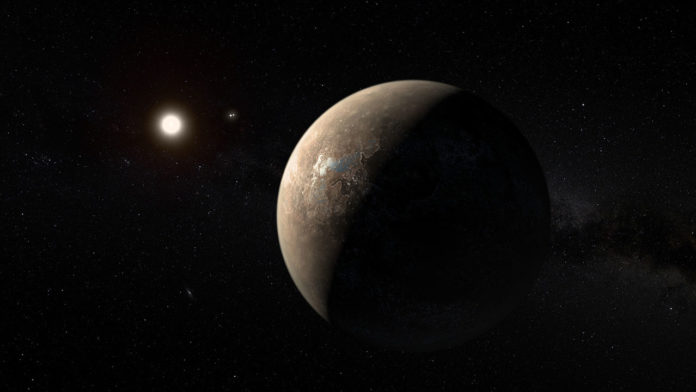 Scientists confirmed the existence of an Earth around the nearest star
