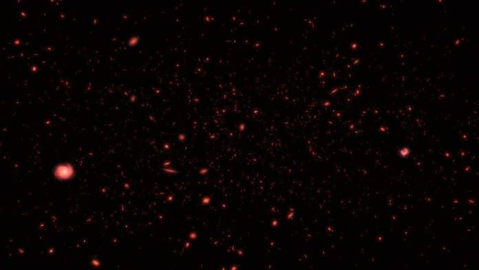 The Early Universe (artist's impression)