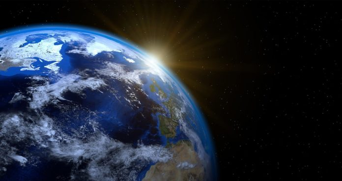 There are two faces of the earth: study