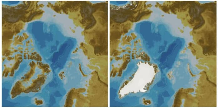 The Consolidated Research Group on Marine Sciences of the University of Barcelona takes part in the international team that presented the new bathymetric chart of the depths of the Arctic Ocean