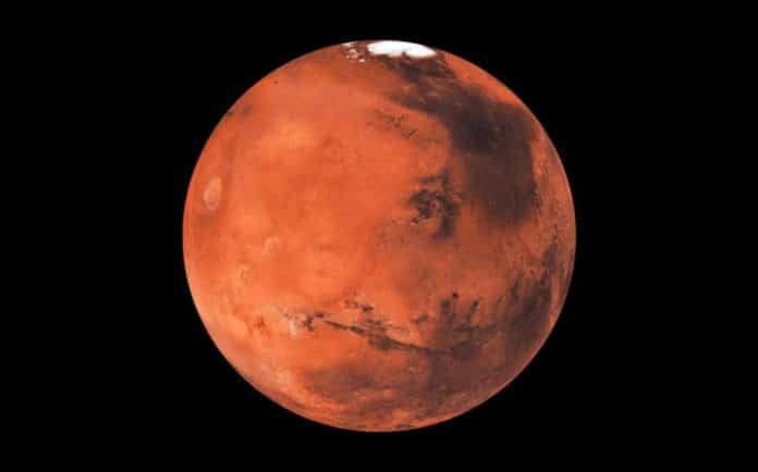 Conditions below the Mars' surface could potentially support life