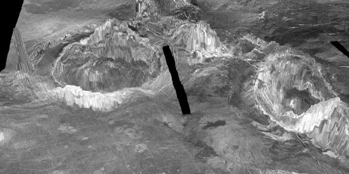 Volcanoes on Venus are still active