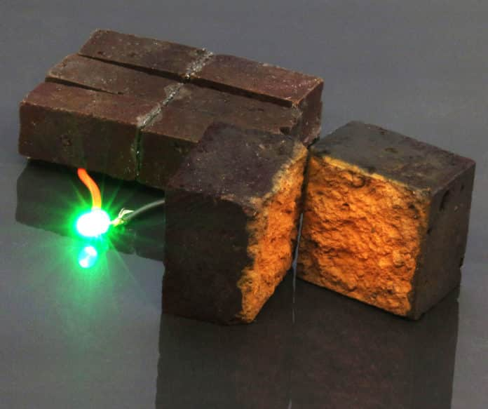 Red brick device