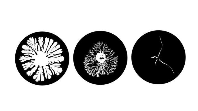 Three flow patterns